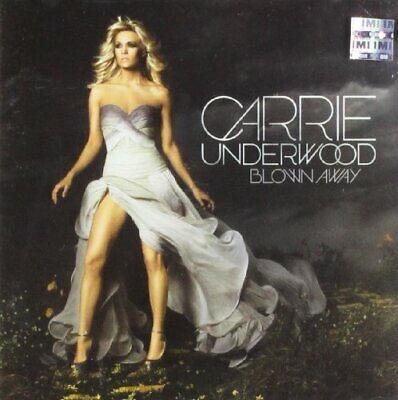 Carrie Underwood - Blown Away CD Arista Usa NEW