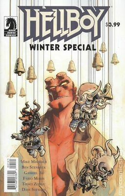 Hellboy Winter Special (Dark Horse) #0B 2018 Moon Variant NM Stock Image