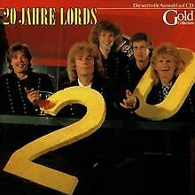 20 Jahre Lords - Gold Collection von Lords,the | CD | Zustand gut
