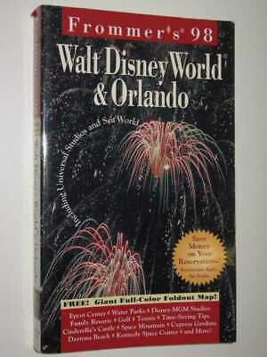 Frommer's 98: Walt Disney World & Orlando by MARY MEEHAN - 1998 Softcover