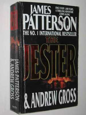 The Jester by JAMES PATTERSON - 2004 Small PB 0755300203