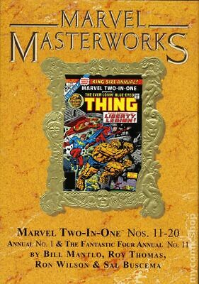 Marvel Masterworks Deluxe Library Edition HC 1st Edition #249-1ST NM