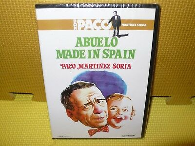 Abuelo Made In Spain - Paco Martinez Soria - Dvd
