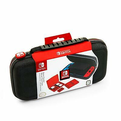 Nintendo Switch Official Licensed Pouch Transport Bag Case Black RDS - NEW