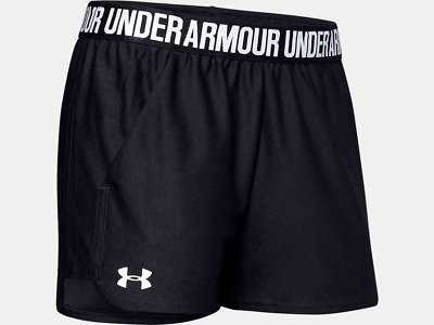 Under Armour Women's Play Up 2.0 Running Work Out Yoga Shorts FREE SHIP 1292231+