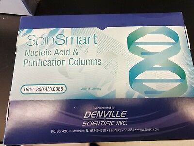 Denville Scientific PCR Purification & Gel Extraction Columns 250pk
