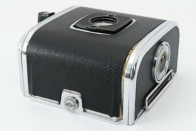 [EXC+++] Hasselblad A12 Magazine Film Back Type II 6x6 Chrome from Japan #H1135