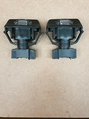 Ford Sierra Rs Cosworth Xr4I Mk1 New Rear Number Plate Lamp Set
