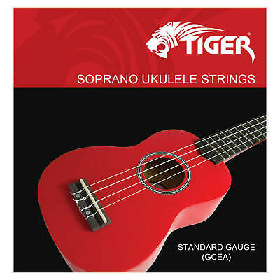 Tiger Soprano Ukulele Strings - Great Quality Strings at a Low Price!