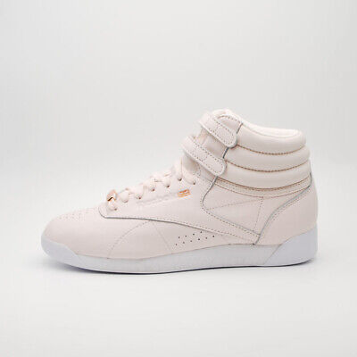 Hi Shoes Muted Casual Reebok Freestyle Pale Pnk Pink Cn1495 Women's Nvnwm08