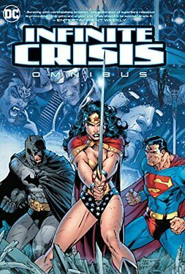 Infinite Crisis Omnibus (New Edition) by Johns, Geoff