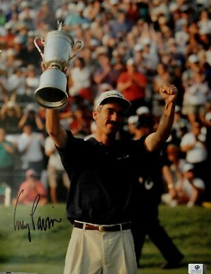 Corey Pavin Hand Signed Autographed 11x14 Photo Golf Masters GA 750529