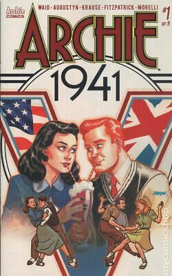 Archie 1941 (Archie) 1D 2018 Johnson Variant NM Stock Image