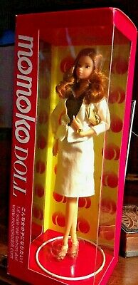 """Momoko Japanese Collectible 11"""" Fashion Doll """"NIne fo Five"""" New in Box"""
