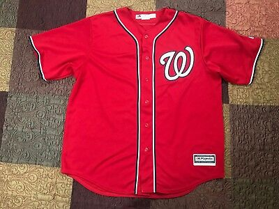 d3dbc632365 BRYCE HARPER WASHINGTON Nationals majestic Coolbase Baseball Jersey ...