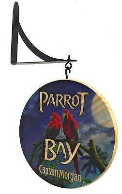 Parrot Bay Double Sided Pub Sign