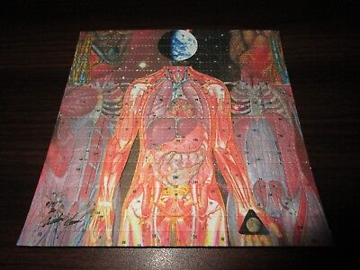 Blotter Art Sheet Collage Wesley Young New Limited to 20 Signed Numbered 7 Left