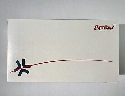 Ambu WhiteSensor ECG Electrodes 0415M Box of 500 New
