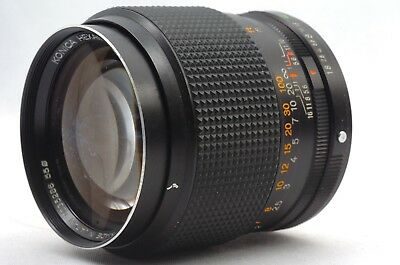 @ Ship in 24 Hrs @ As-Is & Discount! @ Konica Hexanon AR 85mm f1.8 Portrait Lens