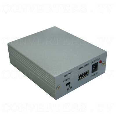 HDMI to PC/HD Component Converter   (FREE SHIPPING)  CP-1262HE
