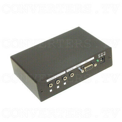 PC HD Component Distributor 1 input : 3 output w/ Stereo Audio   (FREE SHIPPING