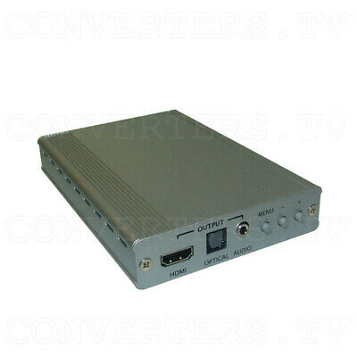 PC to HDMI 1080p Scaler Box   (FREE SHIPPING)  CP-293