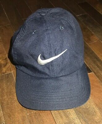 detailing af75d cf698 Nike Running Hat H86 unisex navy twill adjustable