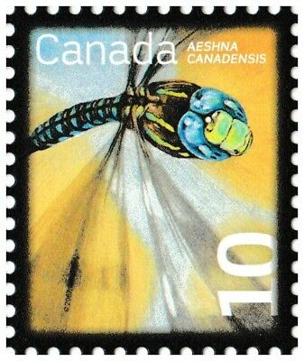 Canada 2237 Beneficial Insects Darner 10c single (1 stamp) MNH 2007