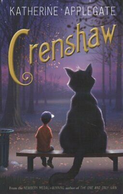 Crenshaw by Katherine Applegate 9781432863968 | Brand New | Free US Shipping