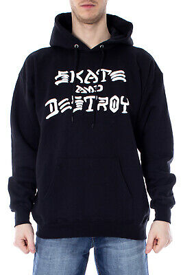 Thrasher Sweat à capuche homme skate and destroy hood 113106