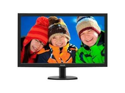 "Monitor Philips V-line 273v5lhsb monitor a led full hd (1080p) 27"" 273v5lhsb/00"