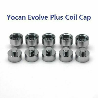 Original Replacement Coil Cap For Evolve Plus Core Head Free Ship