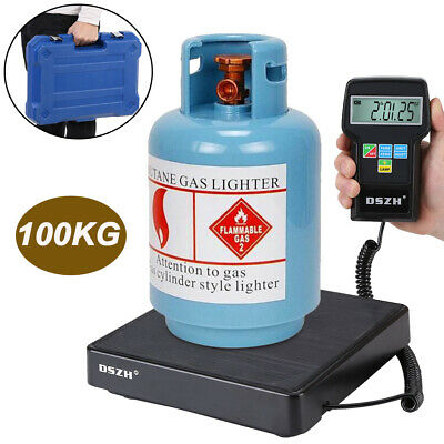Digital Electronic Refrigerant Charging Weighing Weight Scale REFRIGERATION