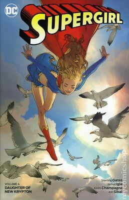 Supergirl TPB (2016- DC) 4th Series Collections #4-1ST 2018 NM Stock Image