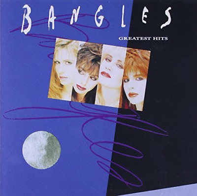 The Bangles-Greatest Hits (UK IMPORT) CD NEW