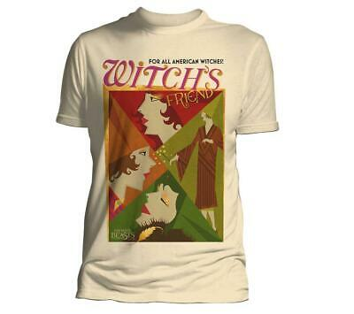 Fantastic Beasts - All American Witches (T-Shirt Unisex Tg. M)