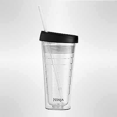 Ninja Hot & Cold 18oz. Insulated Tumbler with Straw