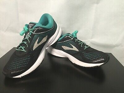 new product 44adc 7187b BROOKS LAUNCH 5 Women's Running Shoes US Size 9.5 B (Medium) Teal Black