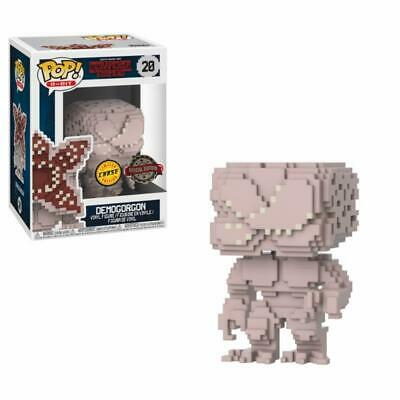 PORTACHIAVI DEMOGORGON MINI POP FUNKO STRANGER THINGS SERIE TV KEYCHAIN 4 CM #1
