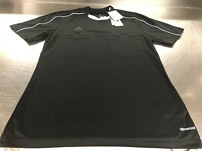 first rate 8c2d0 05adc ADIDAS CLIMACOOL SOCCER Referee Jersey Size-Md Mens Nwt