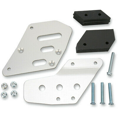 Moose Racing Rear Chain Guide Silver (1231-0425)