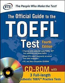 Official Guide to the TOEFL Test with CD-ROM (McGraw-Hil... | Buch | Zustand gut