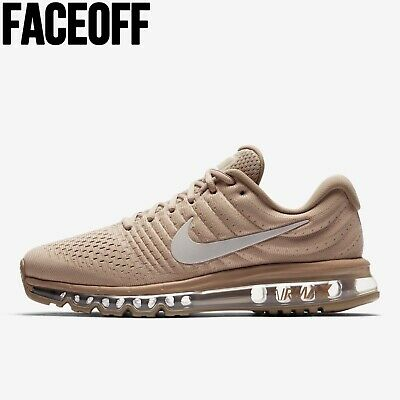 Details about Nike Air Max 2017 Mens Trainers Gym Running Shoes Sand Khaki Size 10