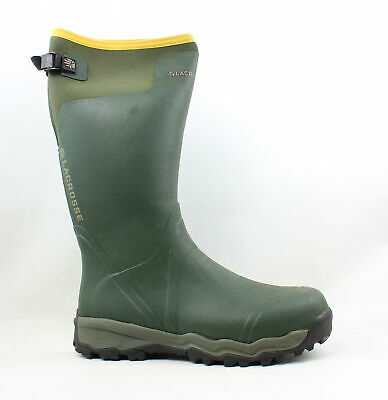 5dd829d26f6 LACROSSE MENS ALPHABURLY Pro Green Hunting Boots Size 14 (211174 ...