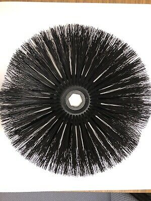 """Tennant  And Nobles Part # 1016250 12"""" (30cm) Side Brush For Scout Sweeper"""