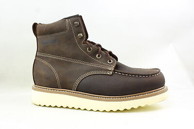 c13ce99138ca9 WOLVERINE MENS LOADER Brown Work & Safety Boots Size 11 (EE ...