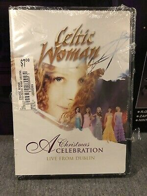 A Christmas Celebration Live from Dublin DVD Celtic Woman 2007 Brand New