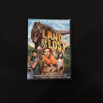 Land of the Lost (DVD, 2009)