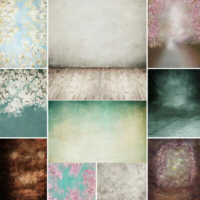 Vintage Painted Photography Backdrops Blurry Theme Studio Background Wallpaper