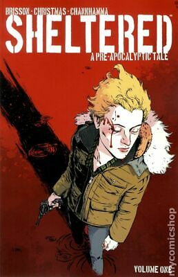 Sheltered TPB (Image) #1-REP 2014 NM Stock Image
